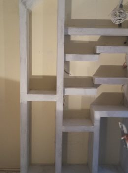 Σχέδιο τοίχου με γύψο 3
